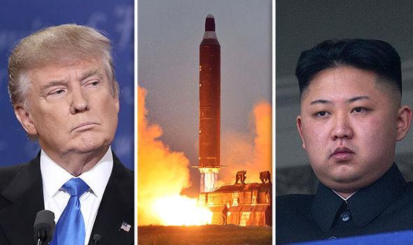 Trump không có ý định trừng phạt quân sự với Triều Tiên 1