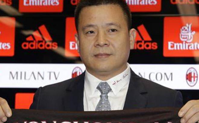 Hình ảnh Doanh nhân Trung Quốc chi bộn tiền mua CLB bóng đá AC Milan số 1