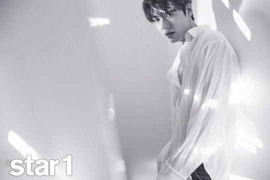 Lee Min Ho khoe vẻ nam tính, lần đầu trải lòng trước ngày lên đường nhập ngũ 3