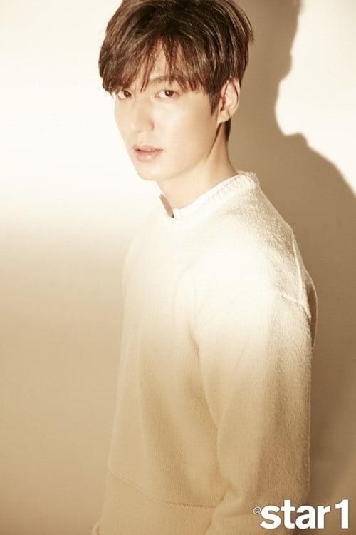 Hình ảnh Lee Min Ho khoe vẻ nam tính, lần đầu trải lòng trước ngày lên đường nhập ngũ số 1