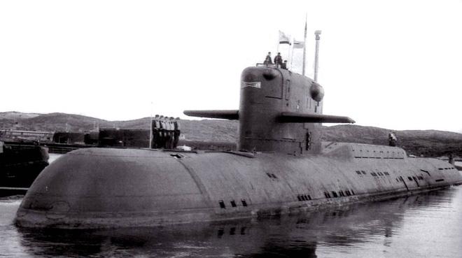 Hình ảnh Tàu ngầm nguyên tử Liên Xô quyết đấu tay đôi: Bí mật tàn khốc được hé lộ! số 1