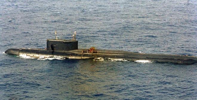 Hình ảnh Tàu ngầm nguyên tử Liên Xô quyết đấu tay đôi: Bí mật tàn khốc được hé lộ! số 2