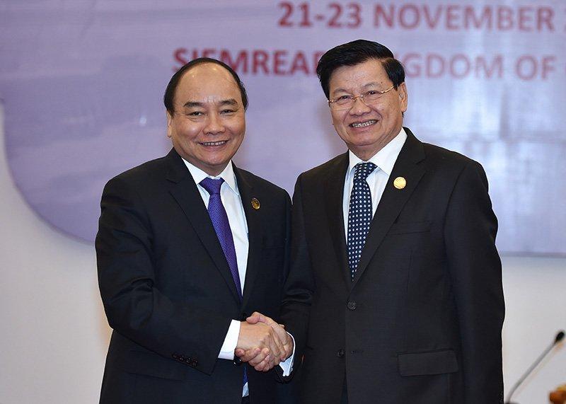 Thủ tướng sẽ thăm chính thức Campuchia, Lào 1