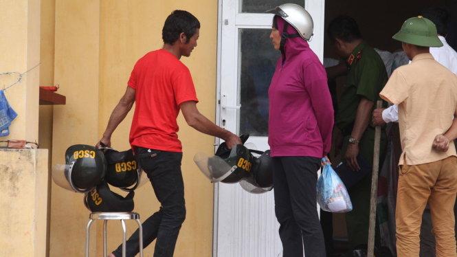 19 cán bộ, công an bị bắt giữ ở Đồng Tâm được thả 3