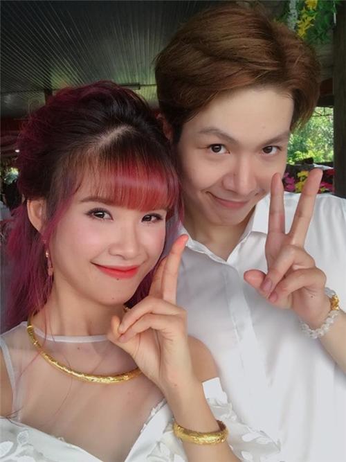Toàn cảnh lễ đính hôn vui nhộn của Kelvin Khánh và Khởi My 7