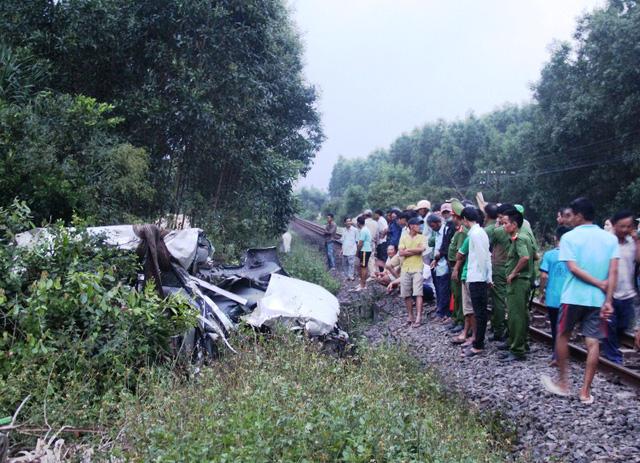 Lời kể nhân chứng vụ TNGT nghiêm trọng khiến 4 người tử vong ở Bình Định 1