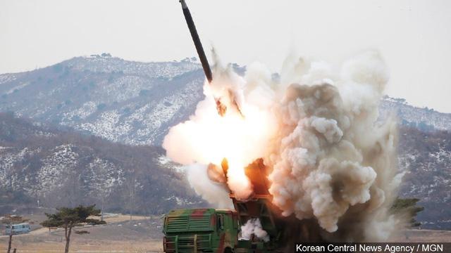 Triều Tiên tuyên bố vũ khí hạt nhân đã sẵn sàng tấn công Mỹ 1