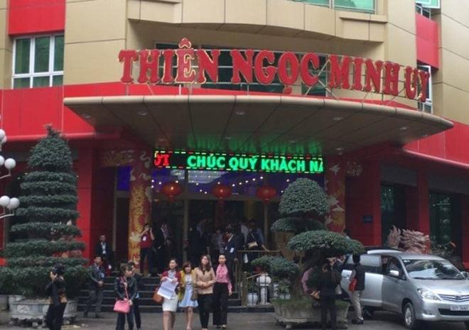 Bộ Công Thương rút giấy phép công ty đa cấp Thiên Ngọc Minh Uy 1