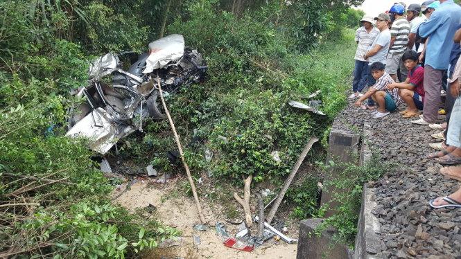 Vụ TNGT nghiêm trọng khiến 4 người tử vong ở Bình Định: Nạn nhân sống sót nói gì? 1