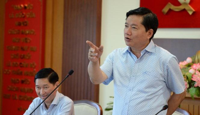 Ủy ban Kiểm tra Trung ương đề nghị Bộ chính trị xem xét kỷ luật ông Đinh La Thăng 1