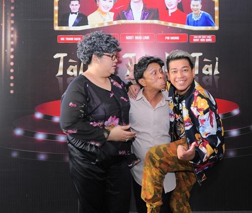 Gia Bảo, Don Nguyễn trở lại sân khấu Tài tử tranh tài 1