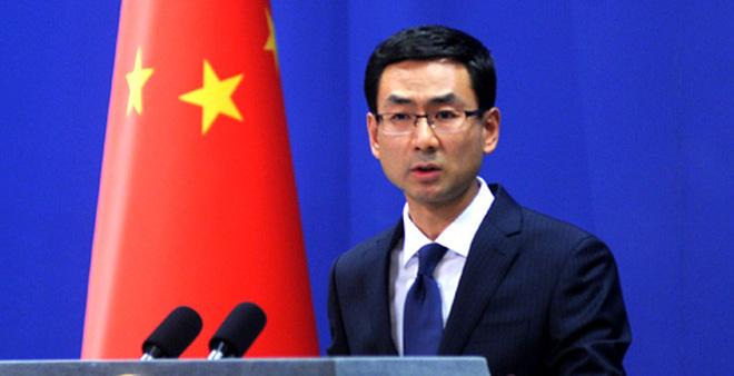 Trung Quốc lên tiếng vụ giật micro, đuổi phái đoàn Đài Loan khỏi hội nghị 1