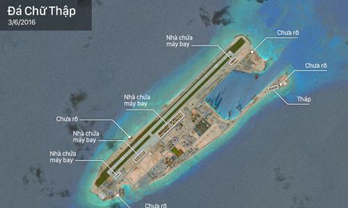 Biển Đông: Việt Nam lên tiếng về lo ngại Mỹ không ngăn Trung Quốc 1