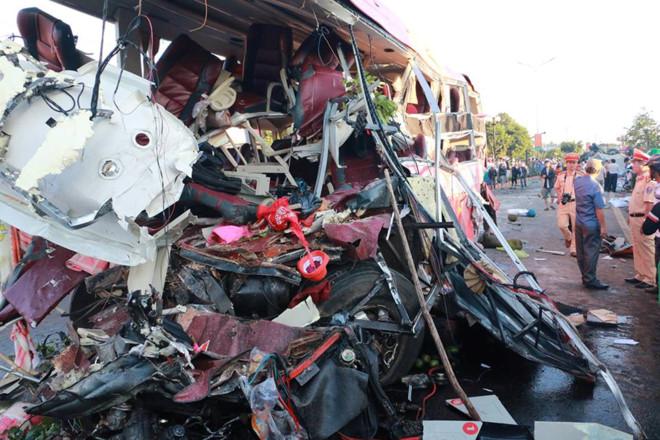 CSGT khẳng định không truy đuổi xe tải gây tai nạn thảm khốc ở Gia Lai 1