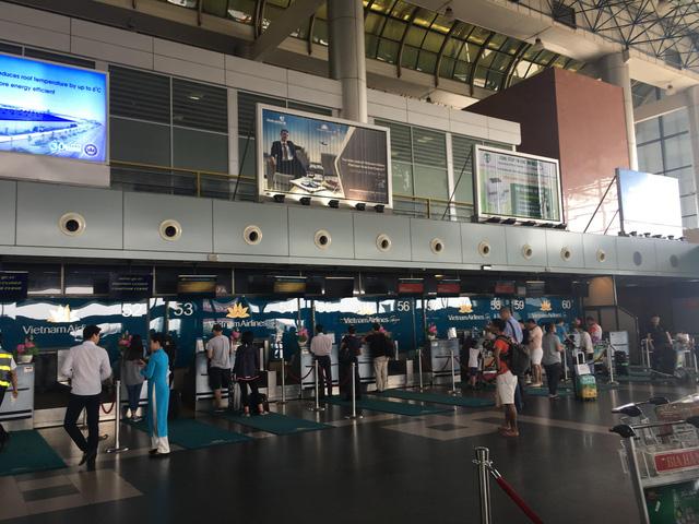 Cháy tại sân bay Nội Bài lúc rạng sáng 1