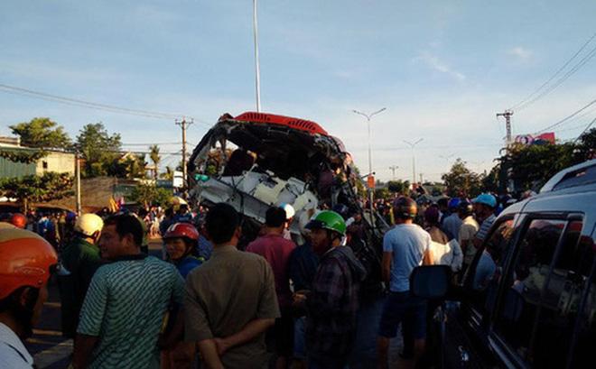 Tai nạn thảm khốc ở Gia Lai: Giám định ma túy lần 2 với tài xế xe tải 1