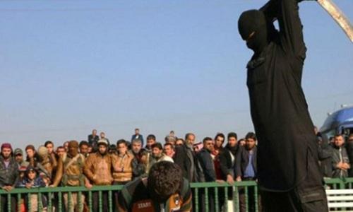 IS tuyên bố đã hành quyết một sĩ quan tình báo Nga 1