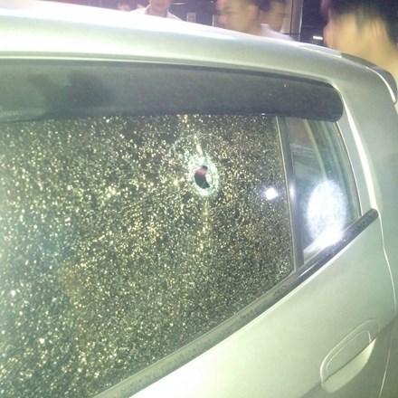 Hình ảnh Nóng: Nghi án côn đồ nổ súng uy hiếp bác sĩ bệnh viện ở Phú Thọ số 2