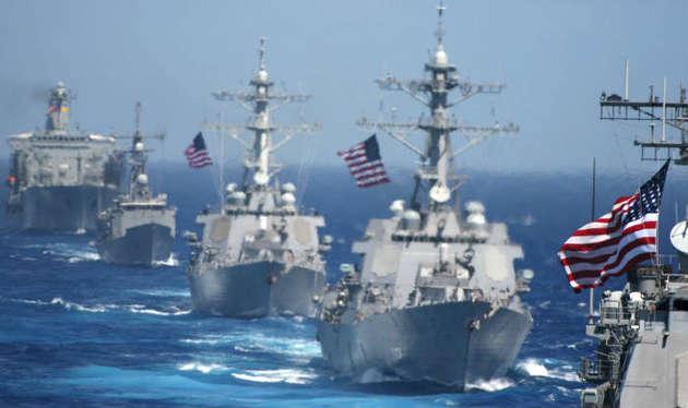 Biển Đông: Mỹ tiếp tục thách thức yêu sách bành trướng của Trung Quốc 1