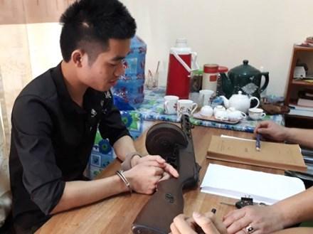 Khởi tố đối tượng xông vào bệnh viện xả súng ở Nghệ An 1