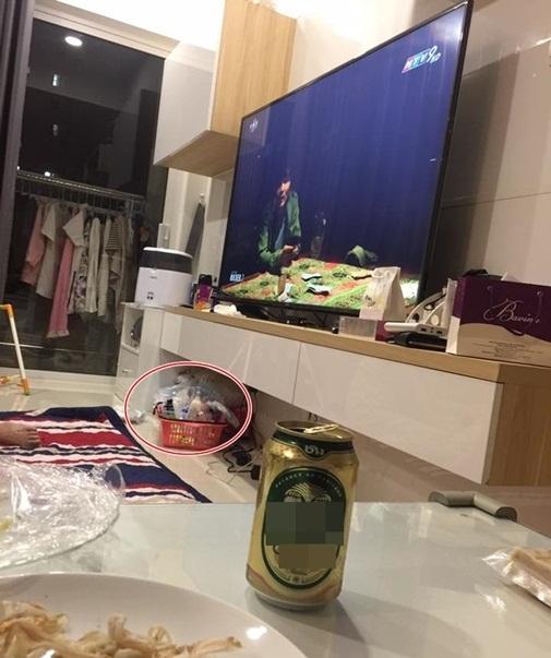 Cảnh tượng không ngờ bên trong căn hộ của Thanh Bình - Ngọc Lan 5