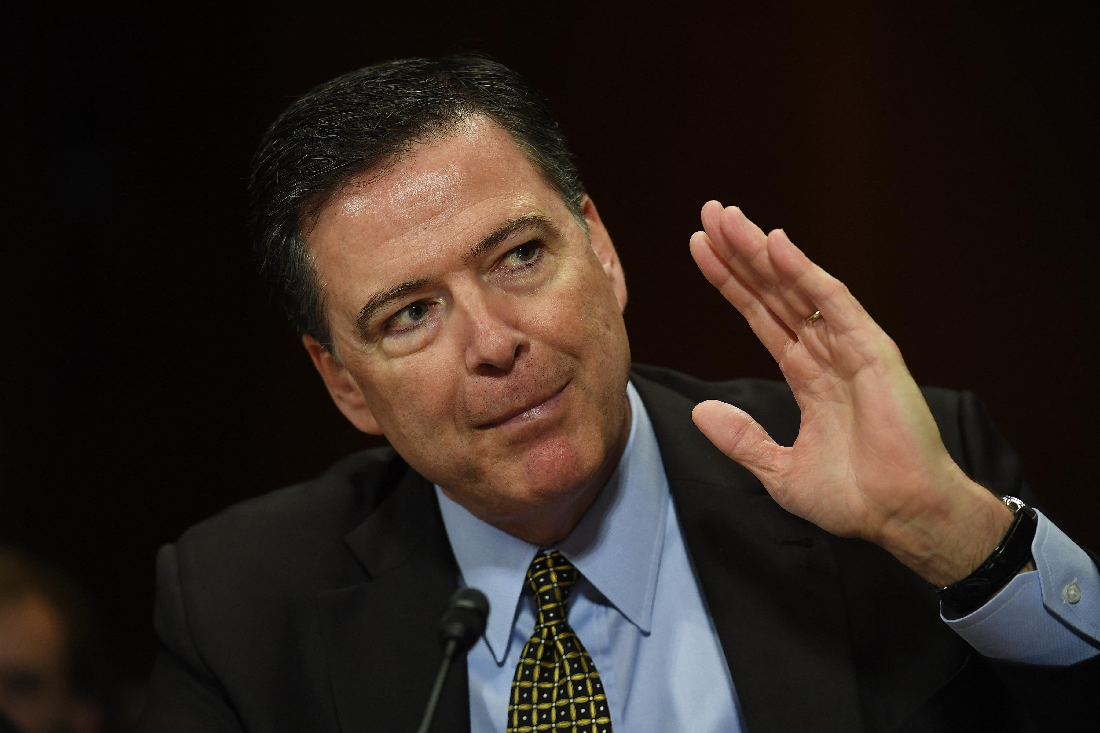Tâm thư chia tay nhân viên của cựu giám đốc FBI 1