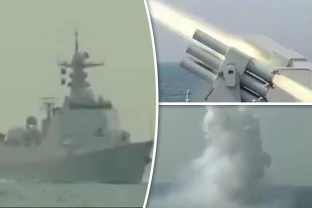 Hoàn cầu: Tên lửa mới của Trung Quốc sẵn sàng xóa sổ cả tàu sân bay Mỹ  1