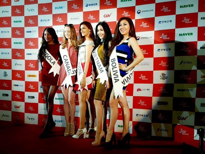 Hoa khôi Tài năng Lương Thái Trân bất ngờ được chọn làm Đại sứ của Tổ chức từ thiện Life Share Hàn Quốc 1