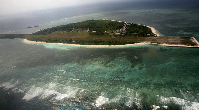 Philippines rục rịch đưa quân, chuẩn bị xây dựng phi pháp ở đảo Thị Tứ 1