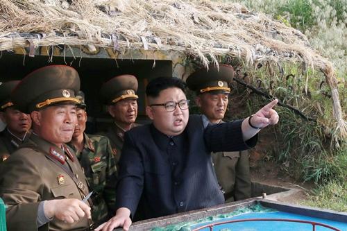 Triều Tiên tố lãnh đạo tình báo Hàn Quốc âm mưu ám sát Kim Jong-un 1
