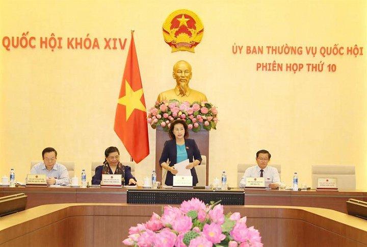 Ông Võ Kim Cự được tán thành thôi nhiệm vụ Đại biểu Quốc hội 1