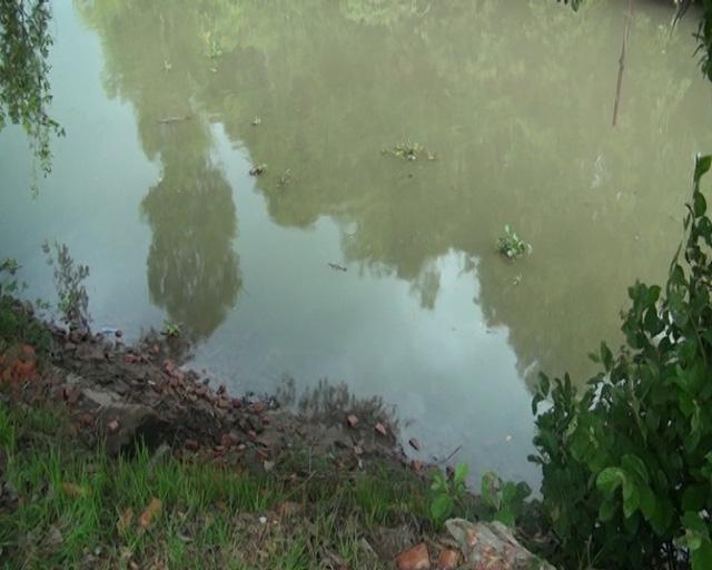 An Giang: Hai bà cháu ngã sông chết đuối 1