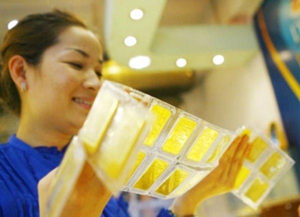 Giá vàng hôm nay 15/5/2017: Mở cửa phiên giao dịch đầu tuần, giá vàng giảm nhẹ 1