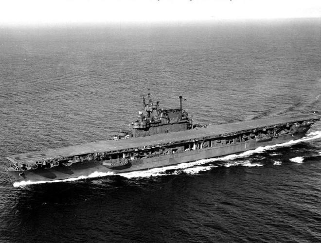 5 tàu sân bay hùng mạnh nhất mọi thời đại 5