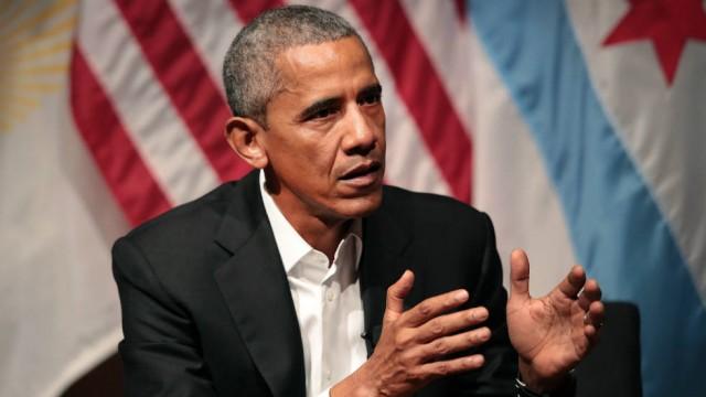Cựu Tổng thống Obama tiết lộ lý do không đánh bom Syria 1