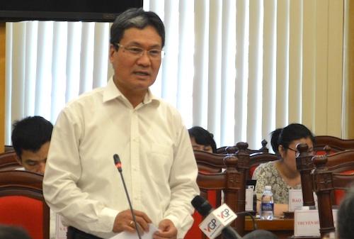 Thủ tướng yêu cầu Vĩnh Phúc làm rõ việc phá rừng phòng hộ làm công viên nghĩa trang 1