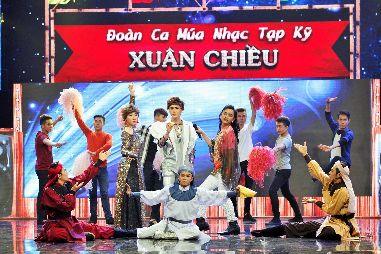 Tài tử tranh tài mùa 2: Hoàng Dững - Hồng Trang giành ngôi quán quân 2