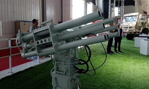 Biển Đông: Trung Quốc ngang nhiên lắp bệ phóng rocket ở Trường Sa 1