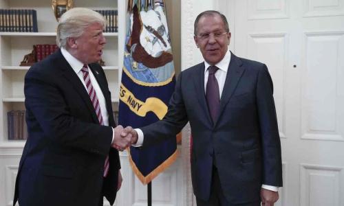 Nhà Trắng bác cáo buộc tổng thống tạo kẽ hở an ninh quốc gia 1