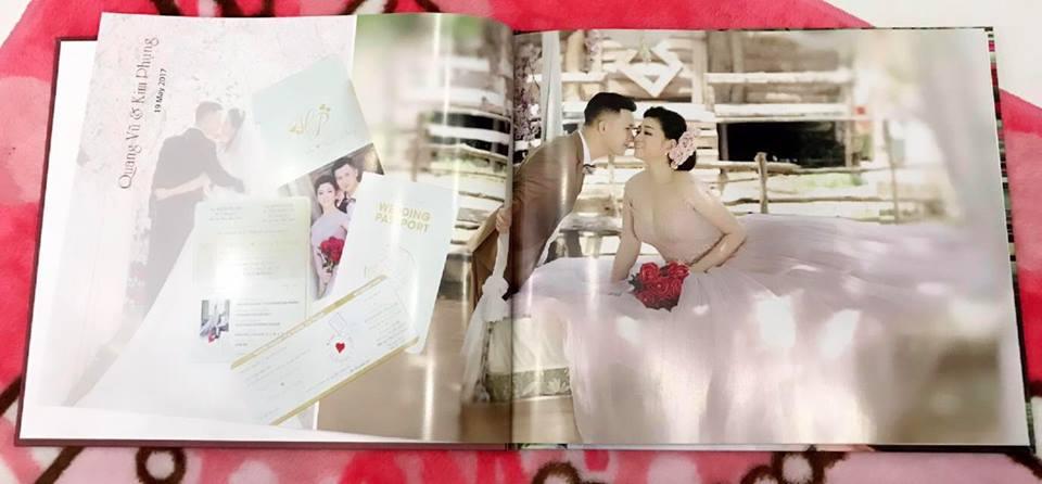 Hình ảnh Kim Tử Long cùng 2 người vợ rạng rỡ đưa con gái về nhà chồng số 6