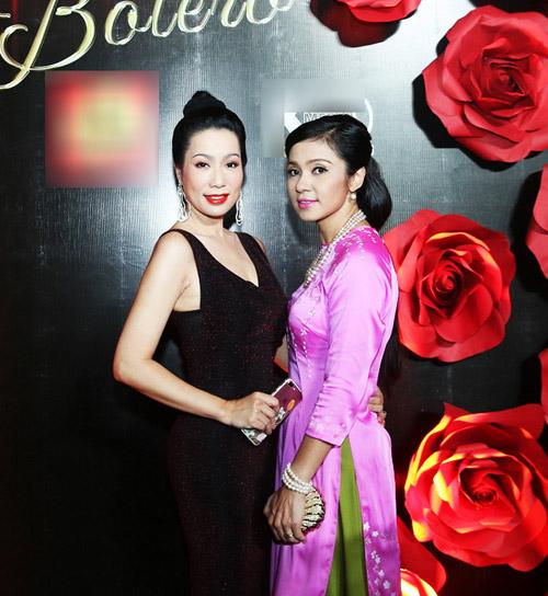 U50, nhan sắc của Việt Trinh vẫn đáng ngưỡng mộ thế này! 3