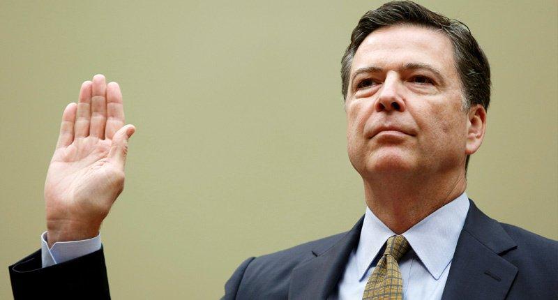 Cựu Giám đốc FBI sắp điều trần công khai 1