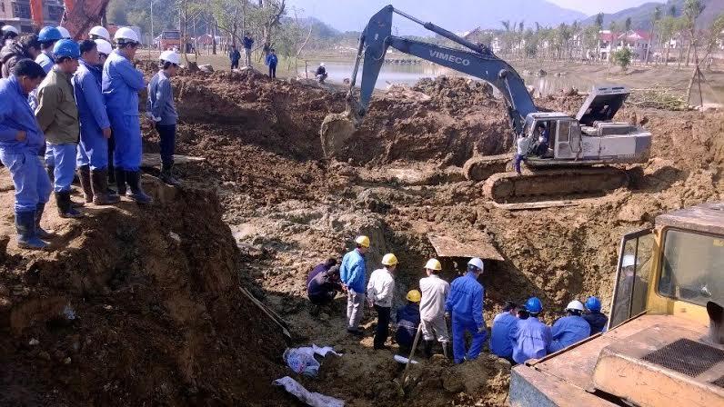 18 lần để vỡ đường ống sông Đà: Khởi tố nguyên Phó Chủ tịch Hà Nội 1