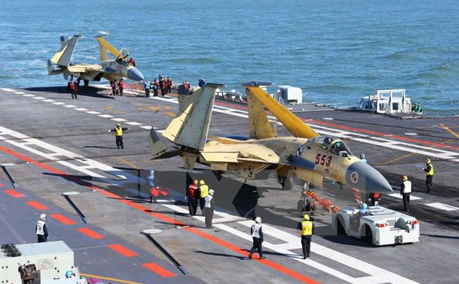 'Hệ thống điều hành của hải quân Trung Quốc mới ở cấp mẫu giáo' 1