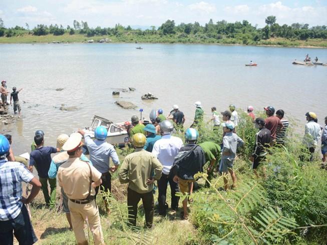 Vụ 4 học sinh đuối nước do lũ cuốn: Kiểm tra thủy điện xả nước 1