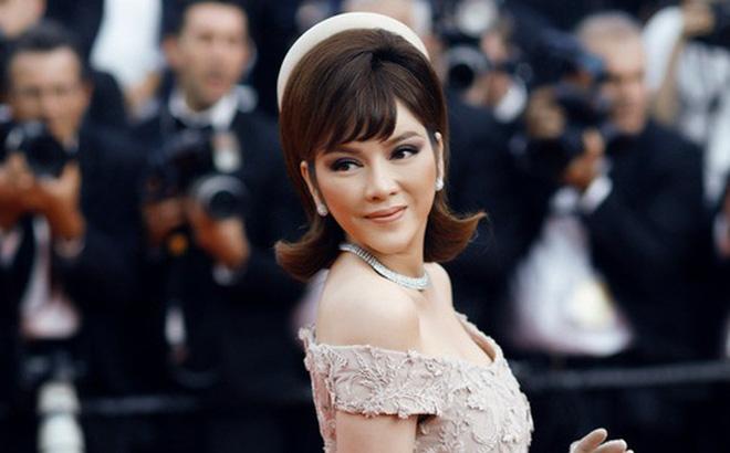 Giải trí - Lý Nhã Kỳ tỏa sáng lần cuối cùng trên thảm đỏ LHP Cannes
