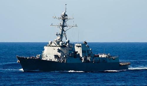 Biển Đông: Trump điều tàu chiến, lần đầu thách thức Trung Quốc 1