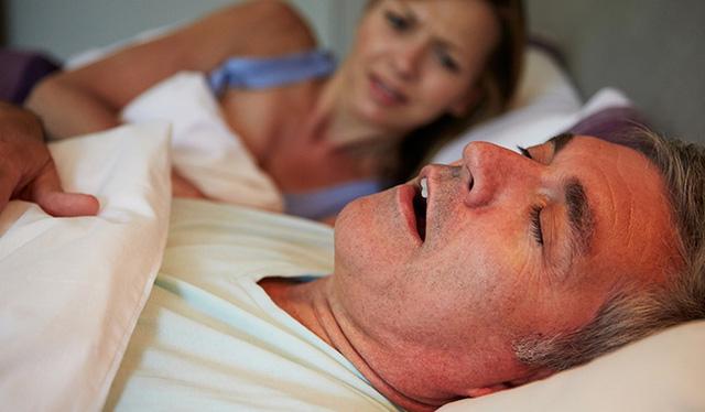 6 tác hại không ngờ của thói quen ngủ há miệng 3