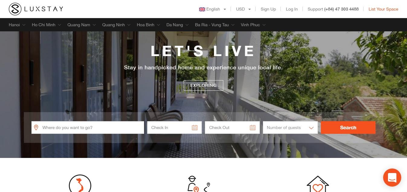 Hình ảnh Quỹ đầu tư Nhật Bản Genesia Ventures rót vốn vào Luxstay –  startup cho thuê nhà 6 tháng tuổi số 1
