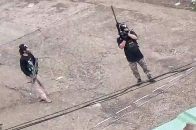 Cảnh sát trưởng Philippines bị 'phiến quân chặt đầu' vẫn còn sống 1